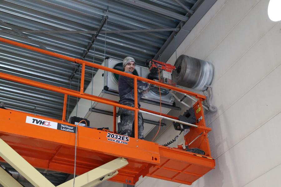 Betonboringen sanitair ventilatie