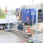 Sanitair betonboringen gaten riolering