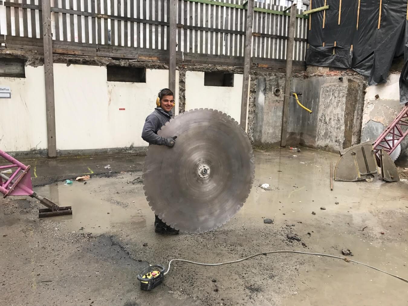 Gabsi Betonboringen voor betonboringen